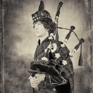 Regimental Bagpiper - Bagpiper in Albany, Oregon