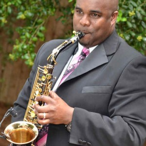 Reginald C Harris - Saxophone Player in Atlanta, Georgia