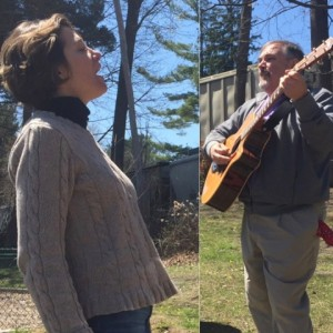 Reinhardt and Ciccarelli - Folk Band in Great Barrington, Massachusetts