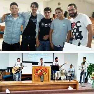 Relentless Band - Christian Band in Houston, Texas