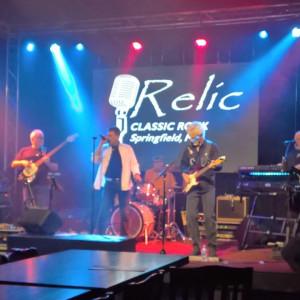 Relic - Classic Rock Band in Springfield, Missouri
