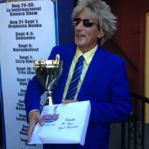 Remember Maggie - Rod Stewart Impersonator in Orange, California