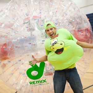 Remix Education & Inflatables - Educational Entertainment / Motivational Speaker in Lexington, Kentucky