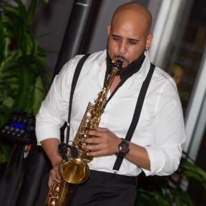"Remy ""El Musico"" Martinez - Saxophone Player in Fort Lauderdale, Florida"