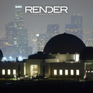 RENDER Event Design - Event Planner / Wedding Planner in Los Angeles, California
