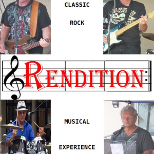 Rendition - Classic Rock Band in Fort Lauderdale, Florida