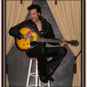 Houston Elvis, Ralph Elizondo - Elvis Impersonator / 1950s Era Entertainment in Houston, Texas