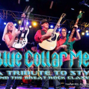 Blue Collar Men - Tribute Band in Sacramento, California