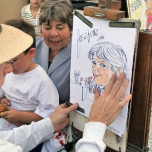 Renfrow Caricatures - Caricaturist / Corporate Event Entertainment in Tucson, Arizona