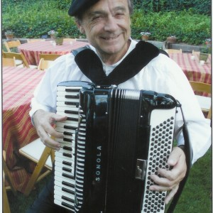 "Reno Di Bono ""The Italian Accordionist"" - Accordion Player in Cupertino, California"