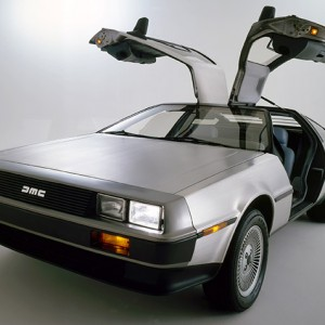 Rent a DeLorean