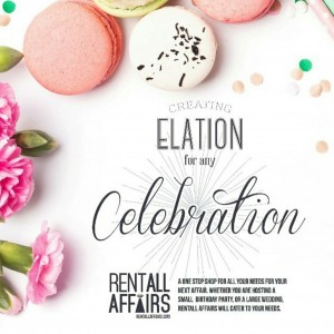 RentALL Affairs - Party Rentals / Linens/Chair Covers in Southampton, Pennsylvania