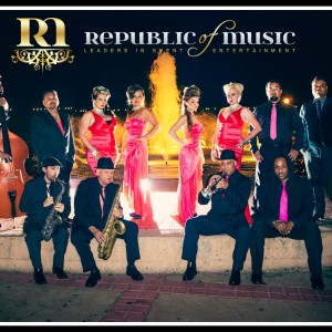 Republic of Music - Cover Band / Wedding Band in San Diego, California