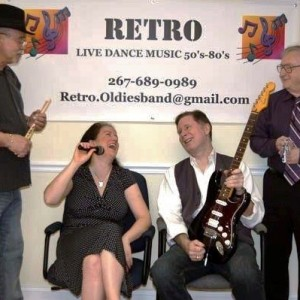 Retro - Party Band / Halloween Party Entertainment in Philadelphia, Pennsylvania