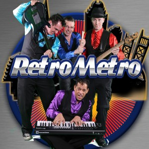 Retro Metro - Party Band / Halloween Party Entertainment in Folsom, California