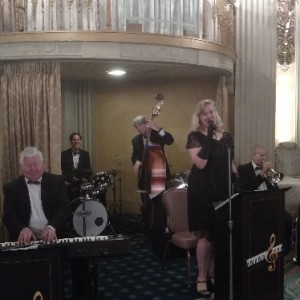 Retro Swing Band - Swing Band / 1940s Era Entertainment in Rolling Hills Estates, California