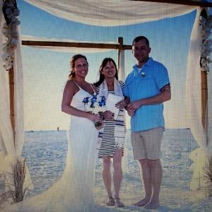 Rev. Debra Adams - Wedding Officiant / Wedding Services in Port Charlotte, Florida