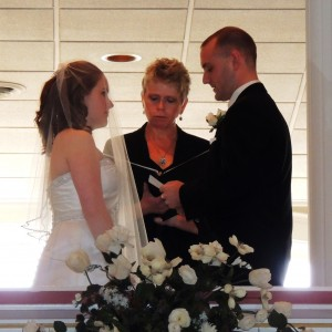 Rev. Ida-May Hanson - Wedding Officiant in Indianapolis, Indiana