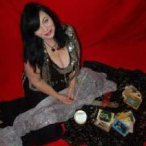 Rev. La Trisha - Psychic Entertainment / Halloween Party Entertainment in Orange, California