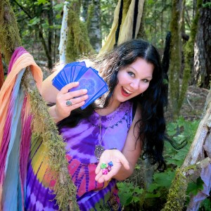 Rev. Raea Sunshine - Psychic Entertainment / Halloween Party Entertainment in Lakewood, Washington