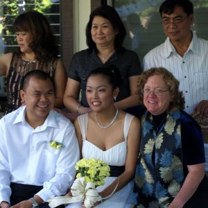 Rev. Theresa Sutton - Wedding Officiant in Elk Grove, California