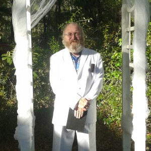 Rev Tommy Roberts - Wedding Officiant in North Myrtle Beach, South Carolina