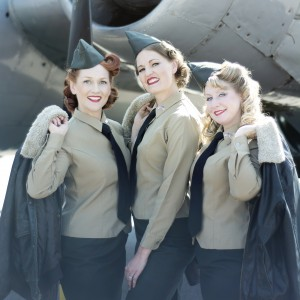 Reveille 3 - Andrews Sisters Tribute Show / 1930s Era Entertainment in Denver, Colorado