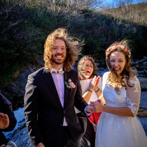 Reverend Nani Wedding Officiant - Wedding Officiant in Asheville, North Carolina