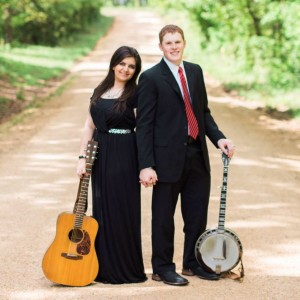 Tate & Kelsi Greer - Bluegrass Band in Rolla, Missouri