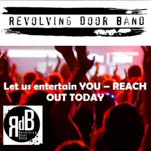 Revolving Door Band - Cover Band in Butler, New Jersey