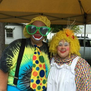 Reynolds Family Clowning - Clown / Children's Party Entertainment in Alma, Michigan