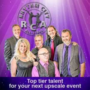 Rhythm City Allstars - Wedding Band / Cover Band in Sacramento, California