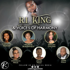 R.I. King and the Voices of Harmony - Gospel Music Group in Orlando, Florida