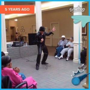 Rich-E - Elvis Impersonator in Independence, Missouri