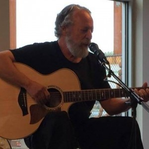 "Richard Atkins of ""Richard Twice"" - Singing Guitarist in Gig Harbor, Washington"