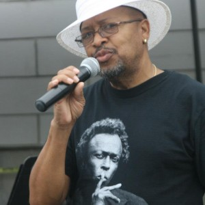 Richard Cookie Thomas - Jazz Singer in Stamford, Connecticut