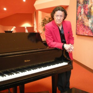 Richard Ferreira - Singing Pianist in Danville, Kentucky