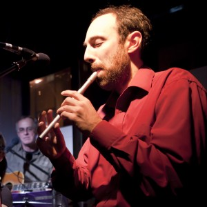 Richard Morgan - Flute Player in Montreal, Quebec
