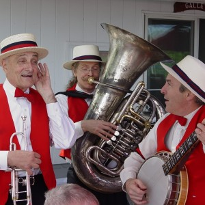 Richard Stillman and the Dixieland Rhythm Boys