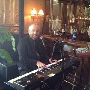 "Richie ""G"" O.M.B. - Pianist in Oakland, New Jersey"