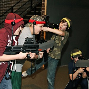 Richmond Underground Laser Tag