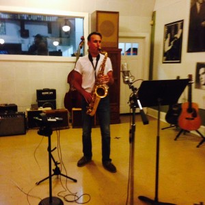 Rick Cronce Jr - Saxophone Player in St Petersburg, Florida