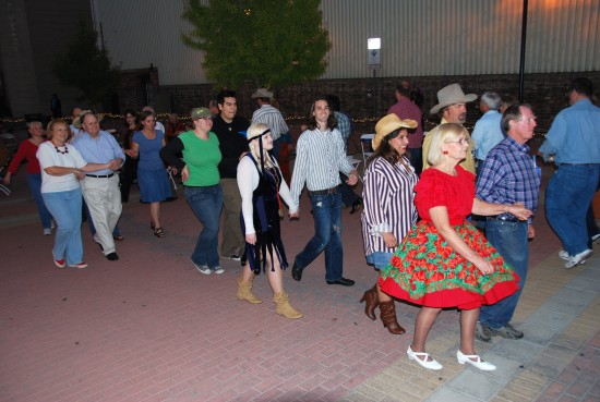 Hire Rick Hampton Square Dance Caller and Emcee - Square ...