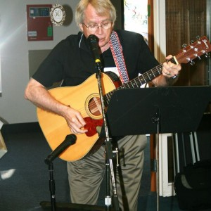 Rick Roberts - Singing Guitarist in Lafayette, Louisiana