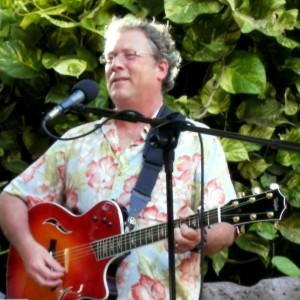 Rick Scanlan - One Man Band in Kihei, Hawaii