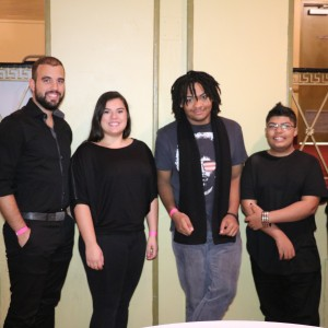 Ricky Persaud, Jr. & Crossroads - Rock Band / Alternative Band in Irvington, New Jersey