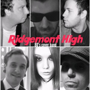 Ridgemont High - 1980s Era Entertainment in Pittsburgh, Pennsylvania
