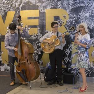 Rie Yamaguchi-Borden Jazz Band