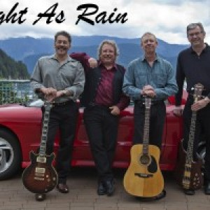 Right As Rain - Classic Rock Band / Cover Band in Vancouver, British Columbia