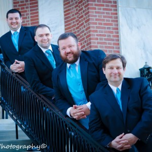 Right Mix Quartet - Barbershop Quartet in Beverly, Massachusetts